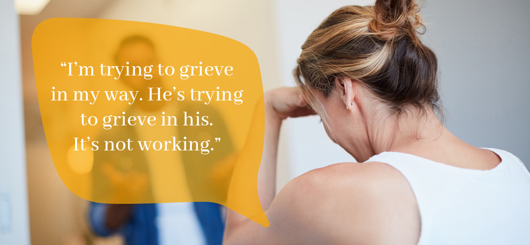 GriefChat Bereavement Counselling Page Banner