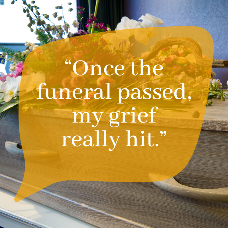 GriefChat Funeral Directors Banner - Banner - GriefChat Funeral and Memorial Goods Banner - Mobile
